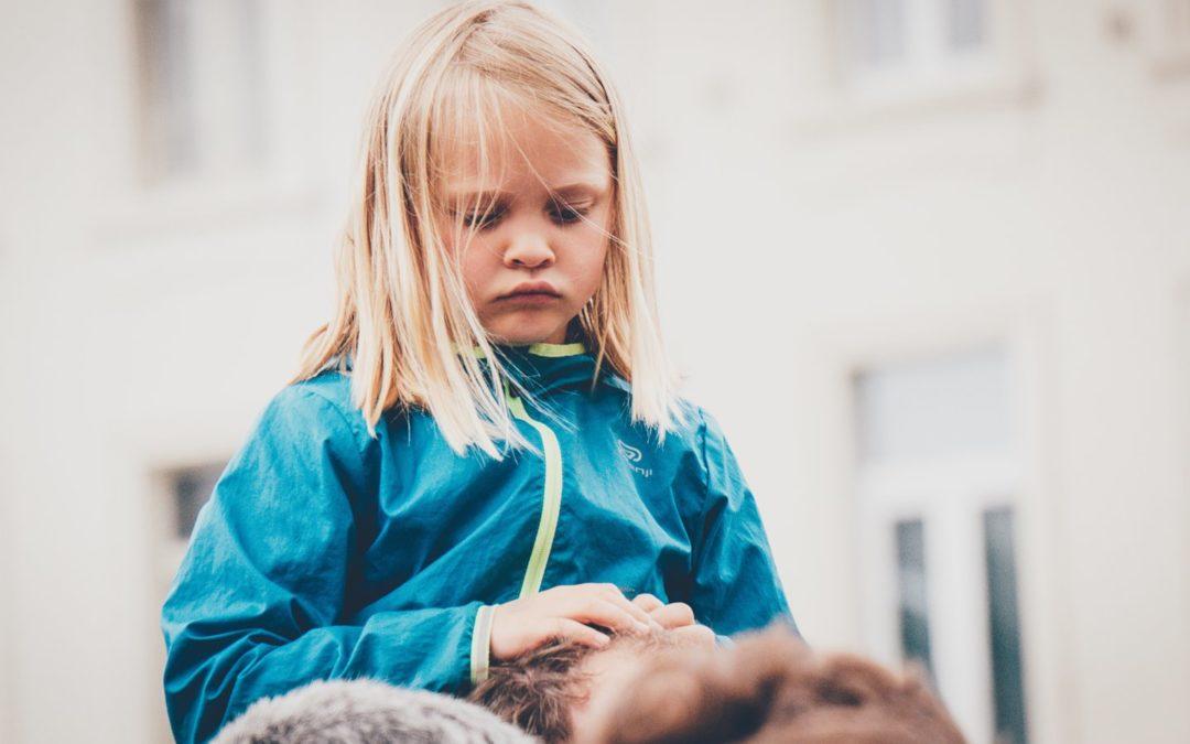 L'importanza della noia nei bambini.